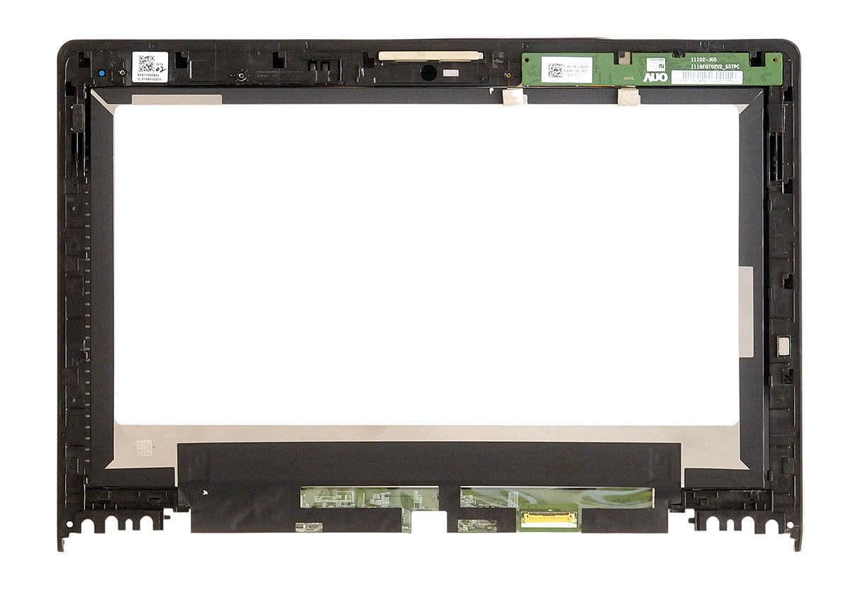Дисплей Lenovo IdeaPad Yoga 2 11 с тачскрином и рамкой FRU 90400279