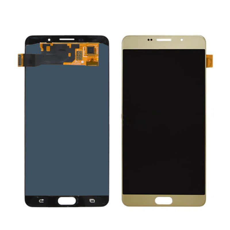 Дисплей Samsung Galaxy A9 Pro 2016 SM-A910 с тачскрином золотой