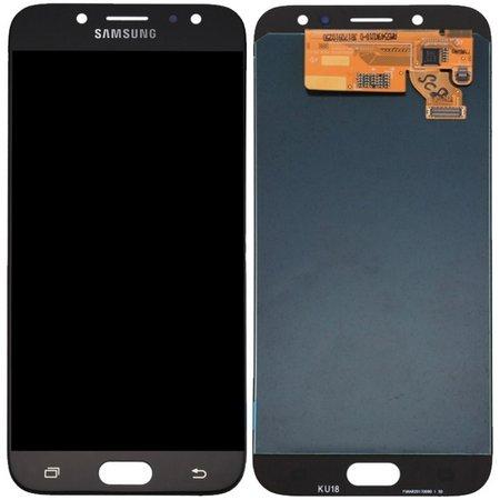 Дисплей Samsung Galaxy J7 2017 SM-J730 с тачскрином черный