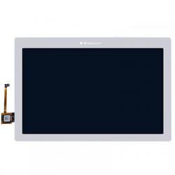 Дисплей Lenovo Tab 2 A10-70 с тачскрином белый
