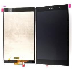 Дисплей Sony Xperia Tablet Z3 compact с тачскрином черный