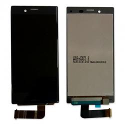 Дисплей Sony Xperia X Compact с тачскрином черный
