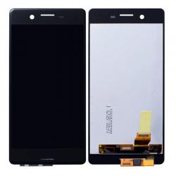Дисплей Sony Xperia X / X Dual с тачскрином черный