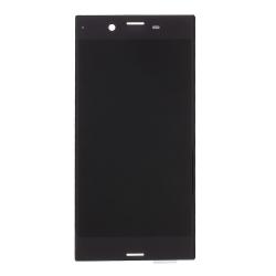 Дисплей Sony Xperia XZ с тачскрином черный