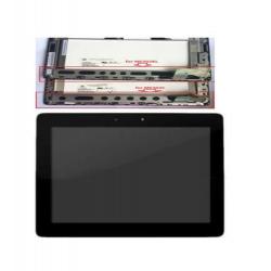 Дисплей Asus MemoPad 10 ME302C с тачскрином и рамкой