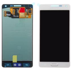 Дисплей Samsung Galaxy A5 2015 SM-A500 с тачскрином белый