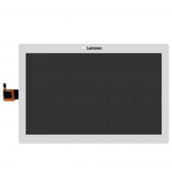 Дисплей Lenovo Tab 2 TB2-X30 (A10-30) с тачскрином белый