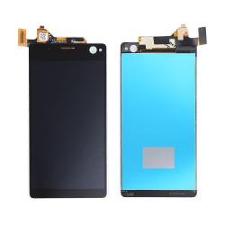 Дисплей Sony Xperia C4 / C4 Dual с тачскрином черный