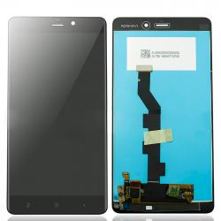 Дисплей Xiaomi Mi Note с тачскрином черный