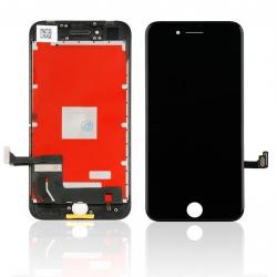 Дисплей iPhone 8 с тачскрином и рамкой черный