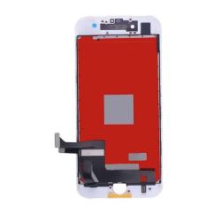Дисплей iPhone 8 с тачскрином и рамкой белый